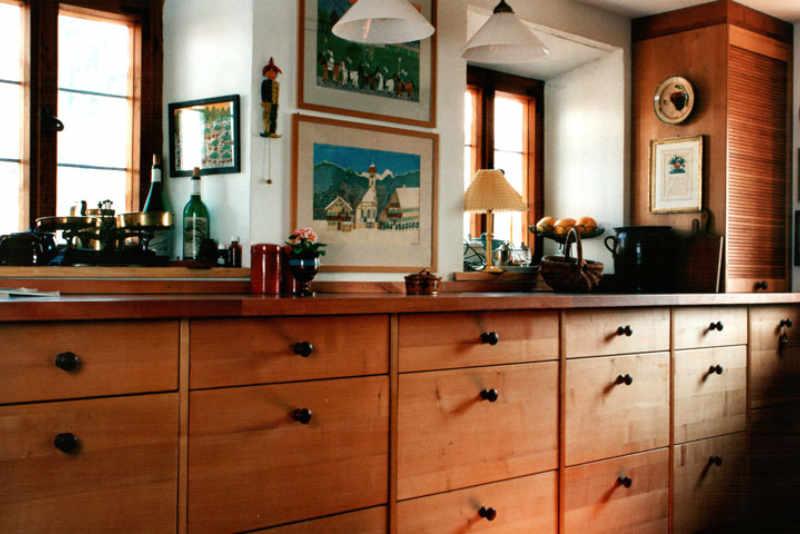 Küche - Landhausstil