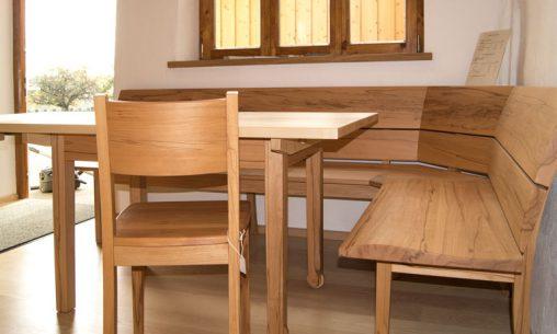 Unsere Ausstellung Rosenheim | Naturholzmöbel für das Esszimmer