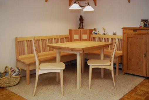 Tisch nach Maß in Schreinerqualität