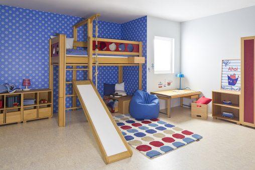 Kinderzimmer nach Maß gefertigt