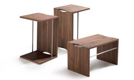 Tischgruppe Tivo aus der Möbelkollektion von Signet Möbel