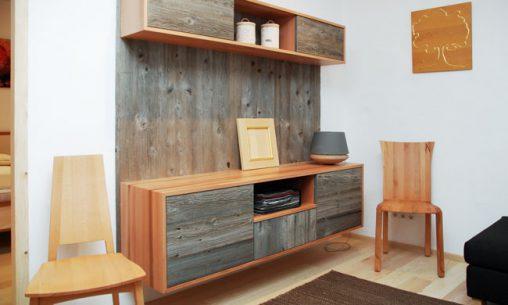 Unsere Ausstellung | Naturholzmöbel zum Wohnen