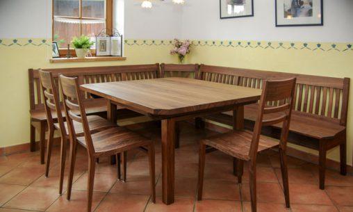Tisch schreinern lassen - Tische in Ihrem Wunschdesign
